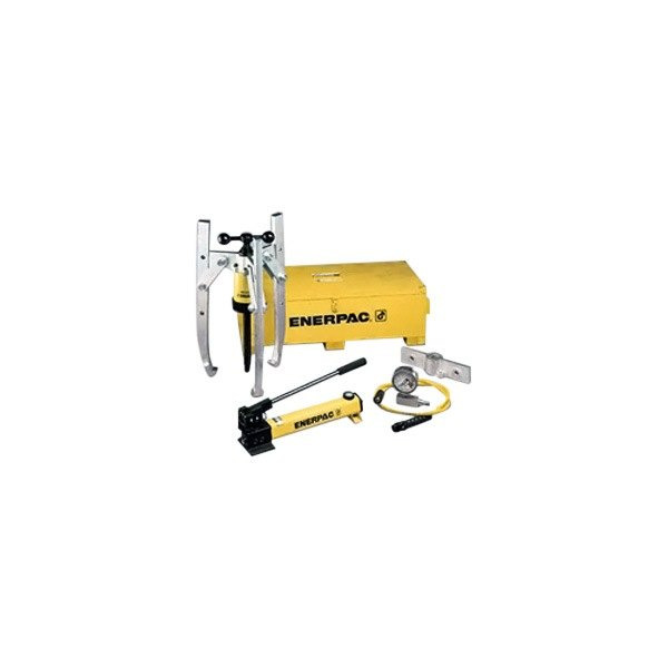 Bhp Series Hydraulic Master Puller Sets : Enerpac? bhp ton grip puller without hyd