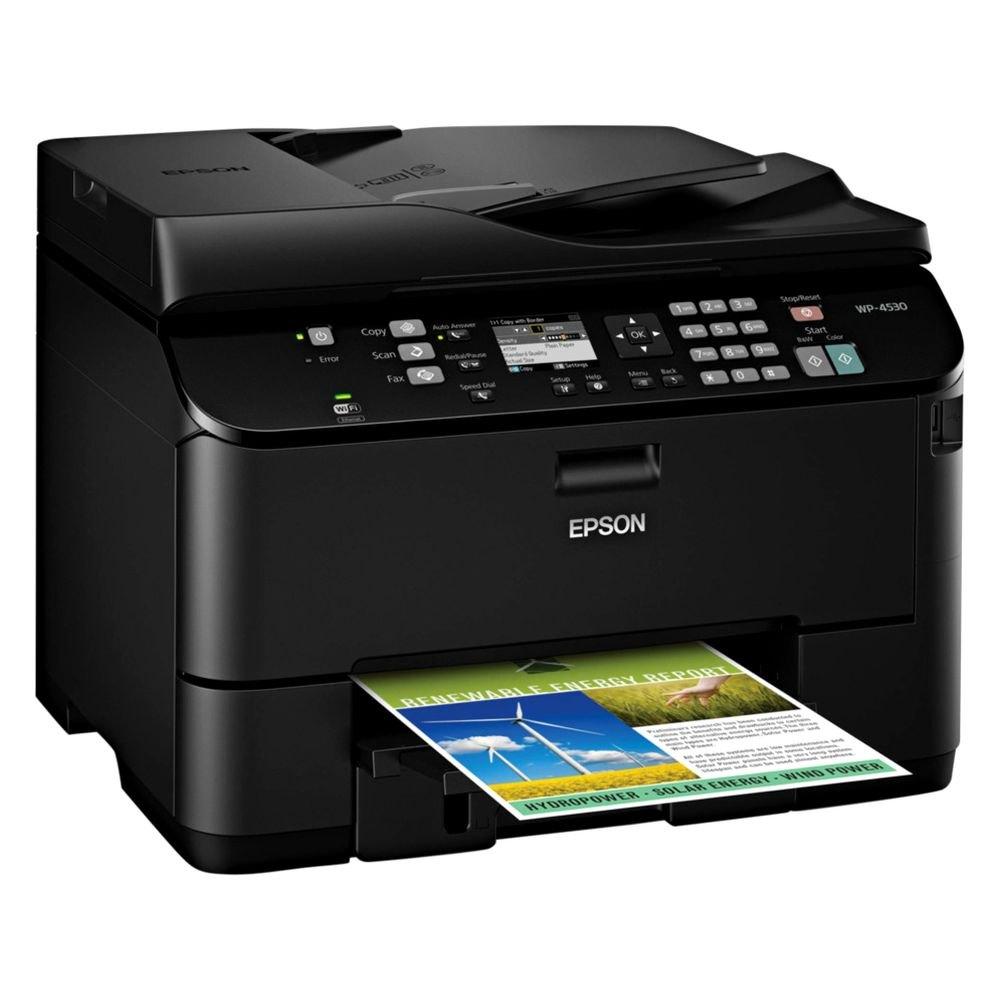 epson 174 c11cb33201 workforce pro wp 4530 color inkjet all