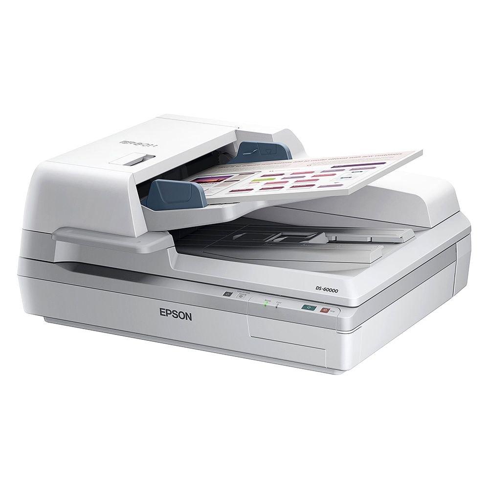 epson b11b204221 workforce ds 60000 document scanner. Black Bedroom Furniture Sets. Home Design Ideas