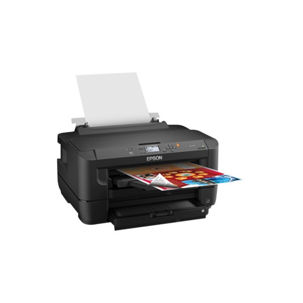 WorkForce WF-7110 Color Inkjet Printer .