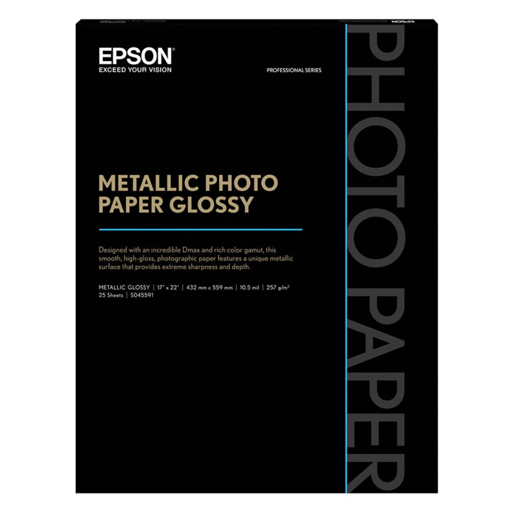 epson papers Epson metallic glossy & luster photo papers i'm delighted to finally get a chance to bring you my review of epson metallic glossy & luster photo papers.