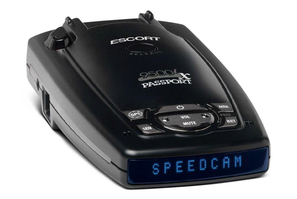 Escort Passport 9500Ix >> Escort™ | Radar Detectors - CARiD.com