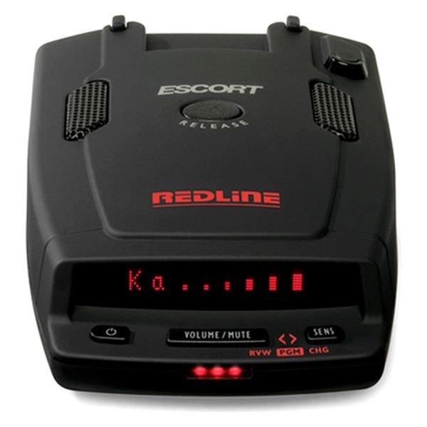 Escort Radar Motorradkoffer