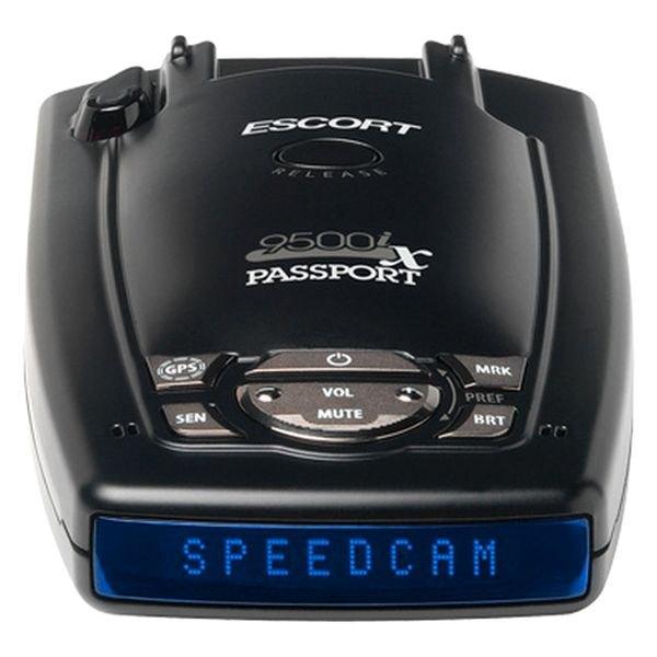 Escort 174 Passport 9500ix Windshield Radar Detector With