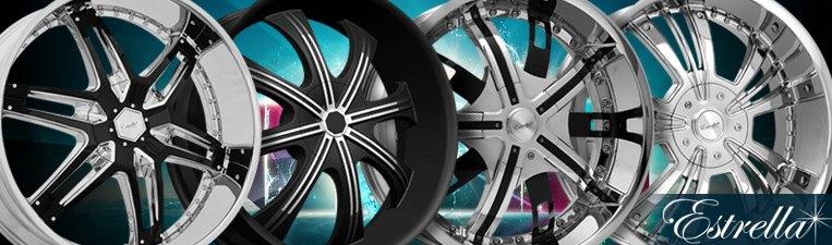 Estrella Wheels & Rims