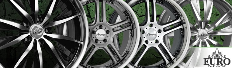 Euromax Wheels & Rims