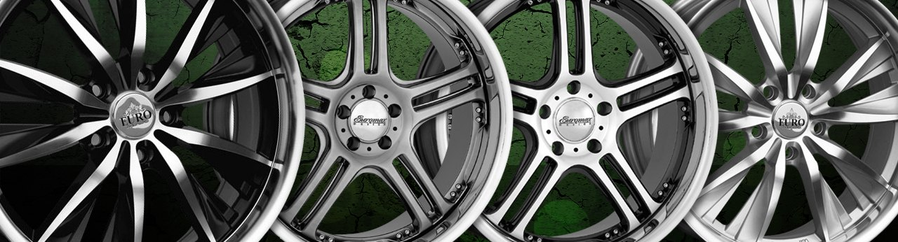 Universal EUROMAX WHEELS & RIMS