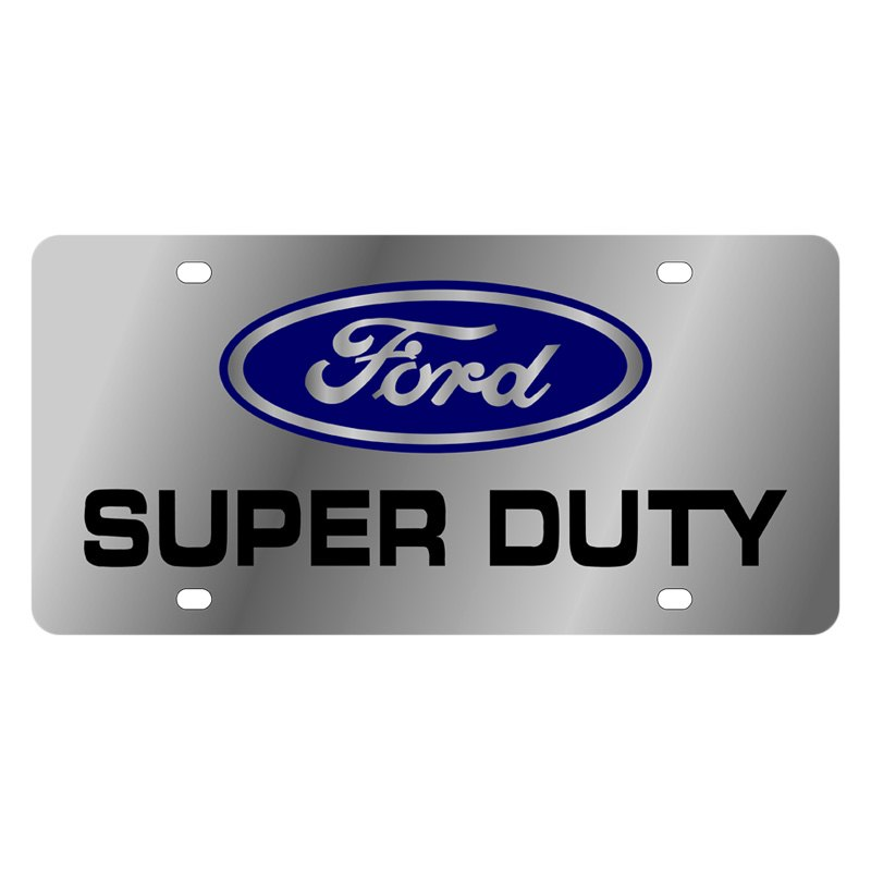The Letterville Bullboard Ford Super Duty Font