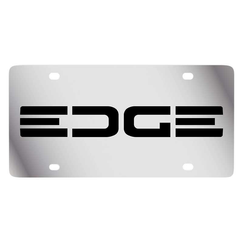 Eurosport Daytona Ford Motor Company Lazertag License Plate With Edge New Logo And Ford