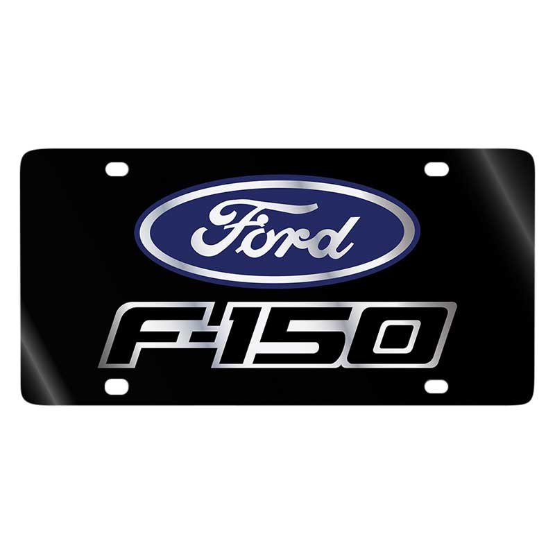 Eurosport daytona ford motor company license plate with for Ford motor company news