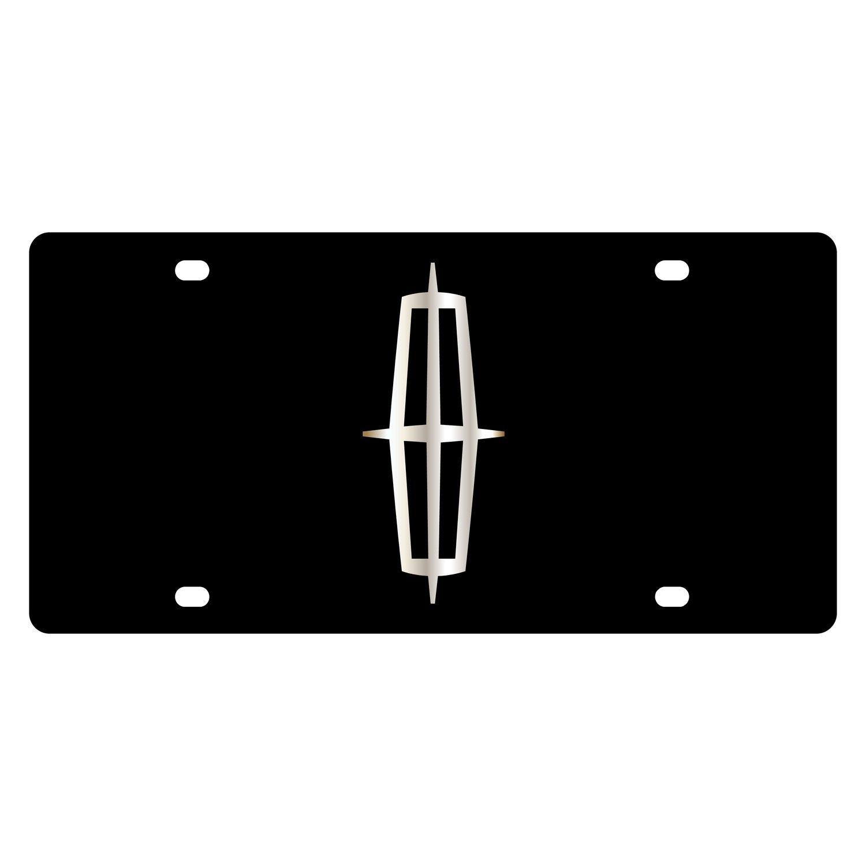 Eurosport Daytona Ford Motor Company License Plate With