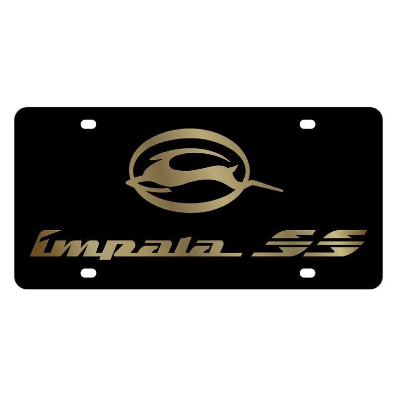 chevy impala ss logo car interior design