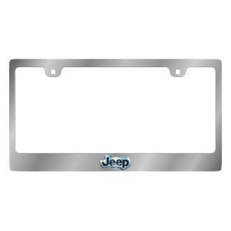 license plate frame with jeep logo eurosport daytona license plates. Cars Review. Best American Auto & Cars Review