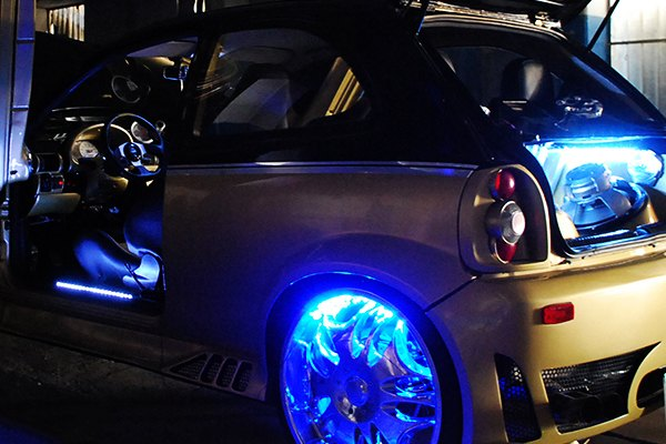 exterior led lighting car. photo gallery. evo lighting® - led lights exterior led lighting car g
