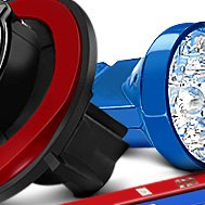 EVO Lighting® - Blue Xenon Replacement Bulb