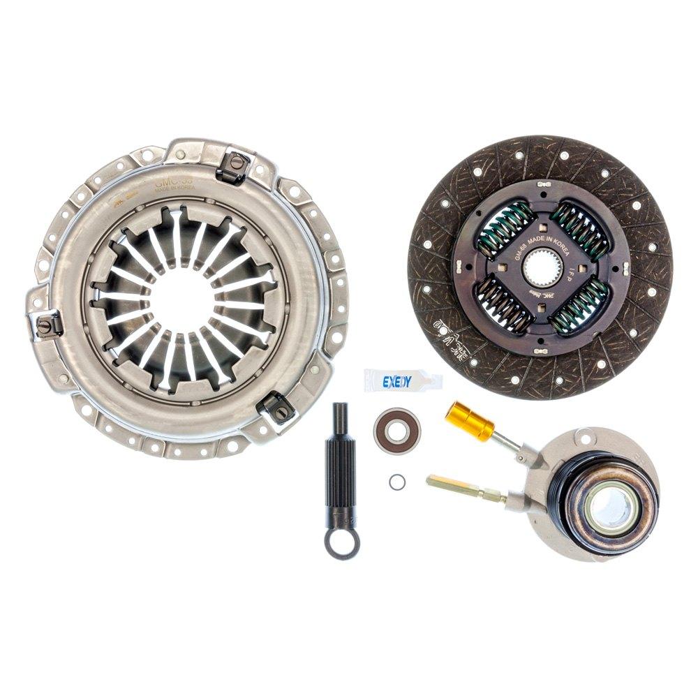 Exedy chevy colorado standard transmission 2004 2006 - 2005 chevy colorado interior parts ...