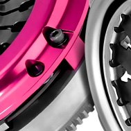 Racing Clutch Kit by EXEDY®