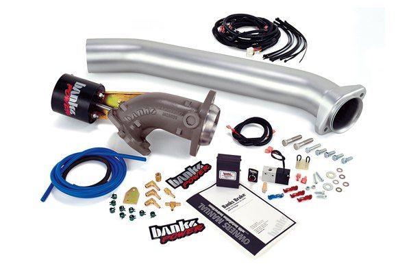 Banks® - Banks Brake system (fits stock Exhaust). Item Number: 86109