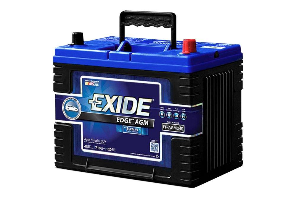 Exide Technologies™ | Automotive & Marine Batteries ...