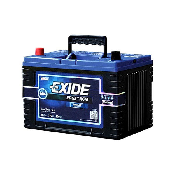 Exide® - Honda Accord 1996-1997 Edge™ Battery AGM Battery