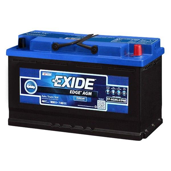 BMW X5 2002 Edge™ AGM Battery