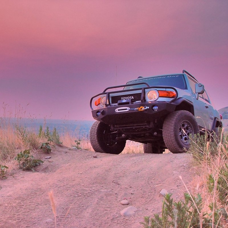 Expedition One Fj Cruiser : Expedition one toyota fj cruiser trail series full