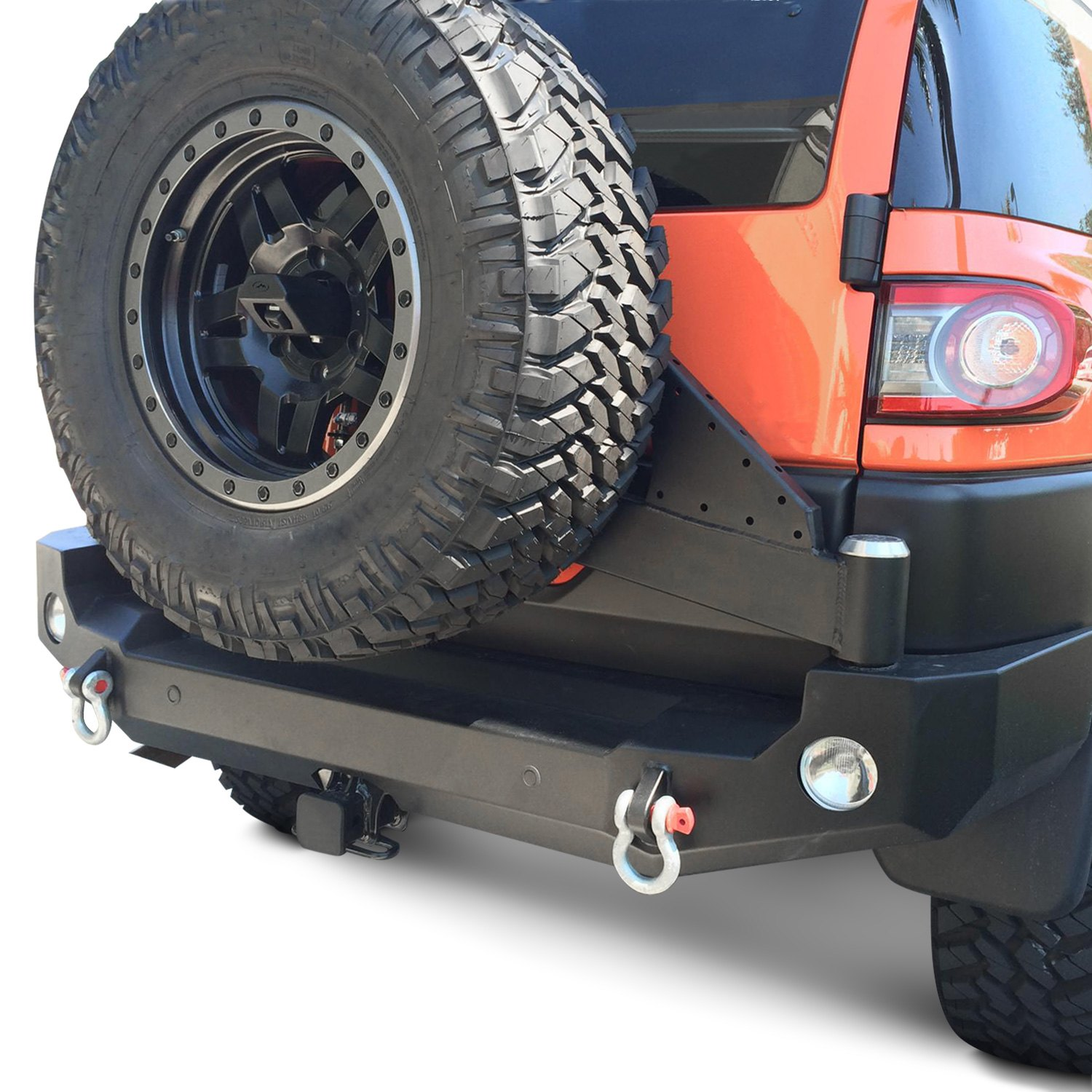 Expedition One Bumper Fj Cruiser : Expedition one toyota fj cruiser  trail series