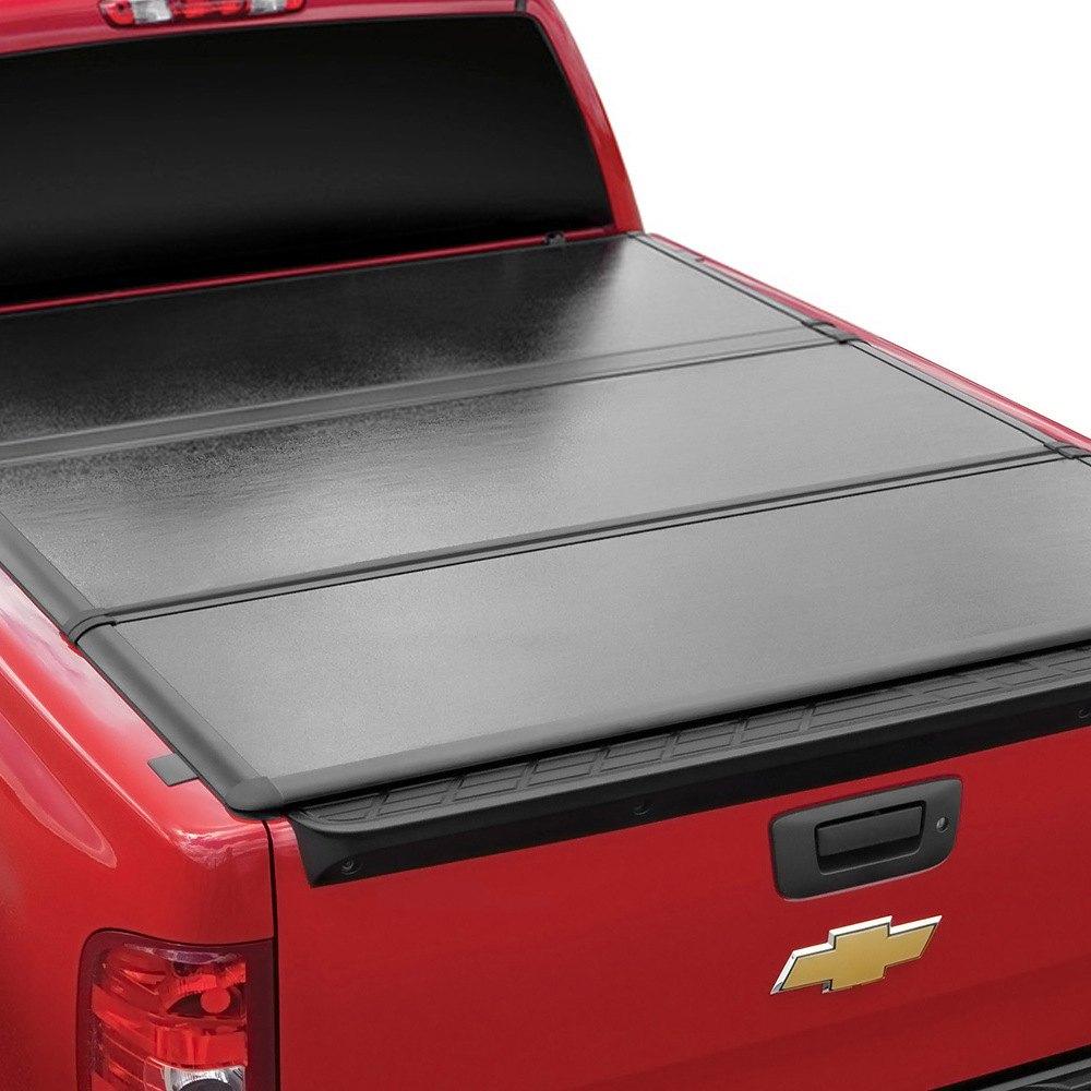 Ford Truck Tri Folding Tonneau Cover