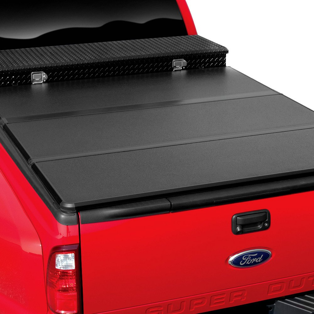 Tool Box Covers >> Extang® 84950 - Solid Fold 2.0 Tool Box™ Hard Tri-Fold