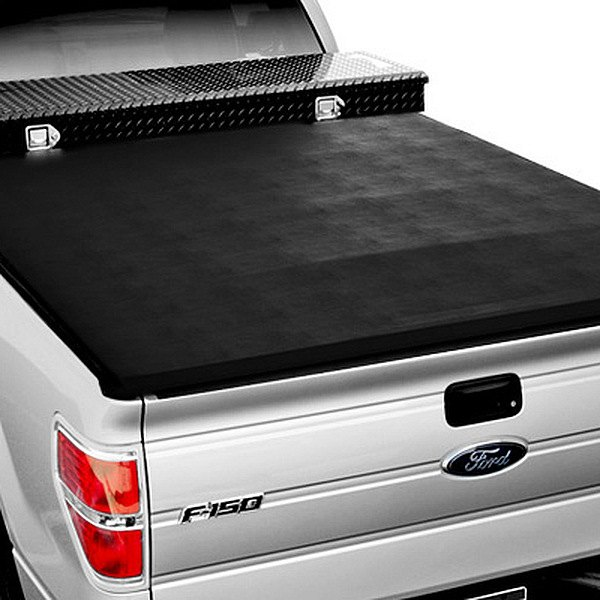 Tool Box Covers >> Extang® - Chevy Silverado 2014 Trifecta Tool Box™ Tri-Fold