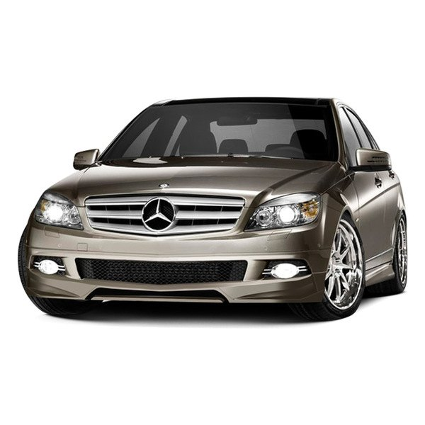 Couture mercedes c class w204 body code sedan wagon 2008 2011 vortex style body kit - Mercedes c class coupe body kit ...