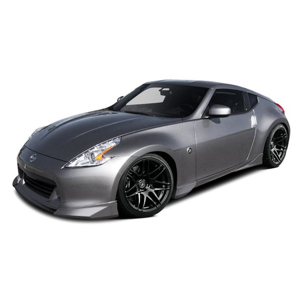 couture nissan 370z 2009 2012 vortex style body kit. Black Bedroom Furniture Sets. Home Design Ideas