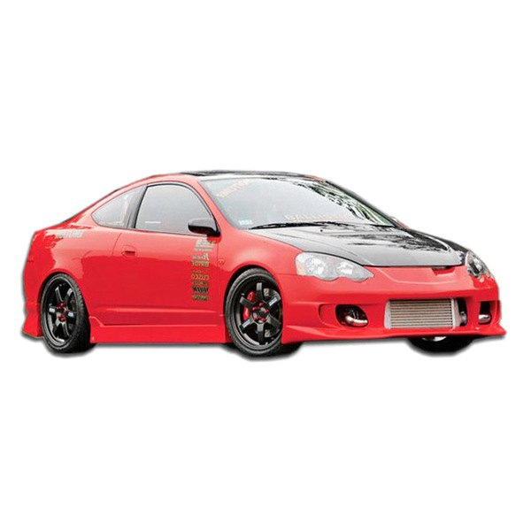 duraflex acura rsx 2002 2004 ts 1 style body kit. Black Bedroom Furniture Sets. Home Design Ideas