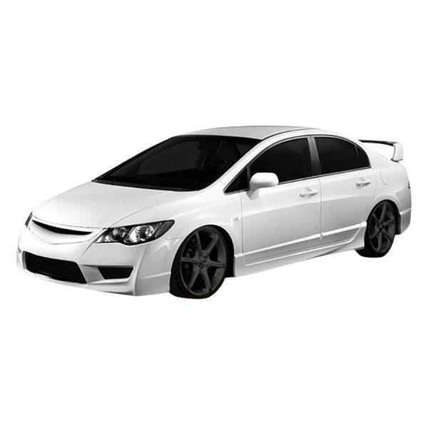 duraflex 107960 honda civic 2006 2011 type r conversion. Black Bedroom Furniture Sets. Home Design Ideas