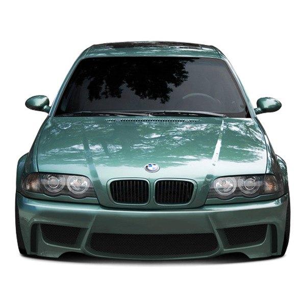 BMW 3-Series 2001-2005 1M Style Body Kit