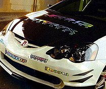 2006 Acura RSX-S - Extreme Dimensions Body Kit