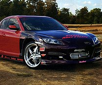 2007 Mazda RX-8 - Carbon Creations Body Kit