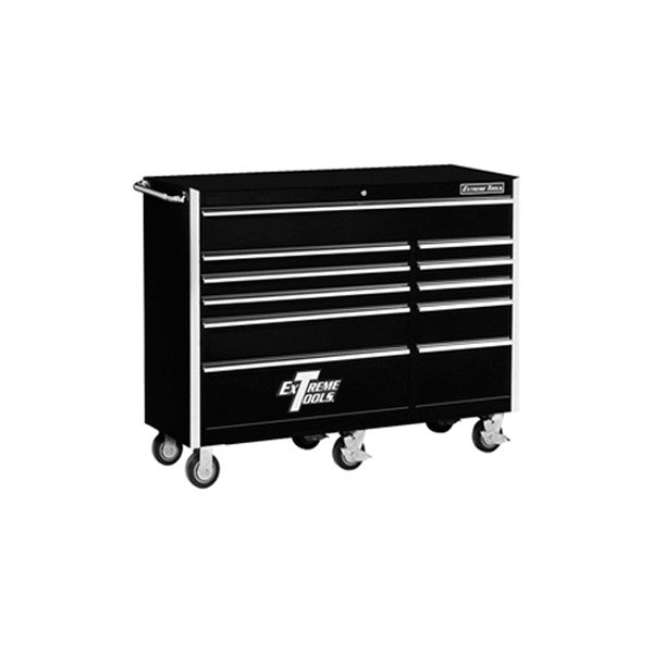 Extreme tools ex5611rcbk 56 39 39 standard series 11 drawer for Sideboard roller