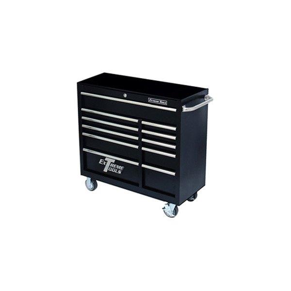 Extreme tools 41 39 39 standard series 11 drawer roller cabinet for Sideboard roller