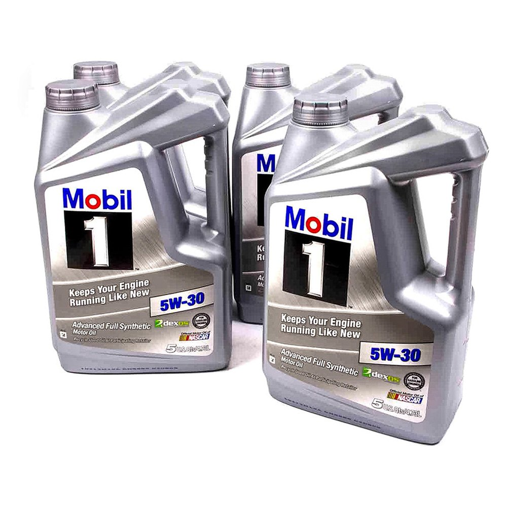Mobil 1 112799 Sae 5w 30 Advanced Full Synthetic Engine