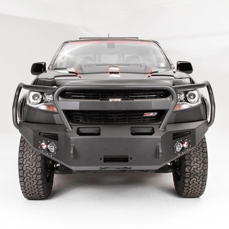 Chevy Colorado 2015 Premium Full Width Black