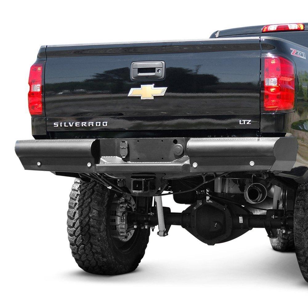 2001 Chevy Silverado Bumper
