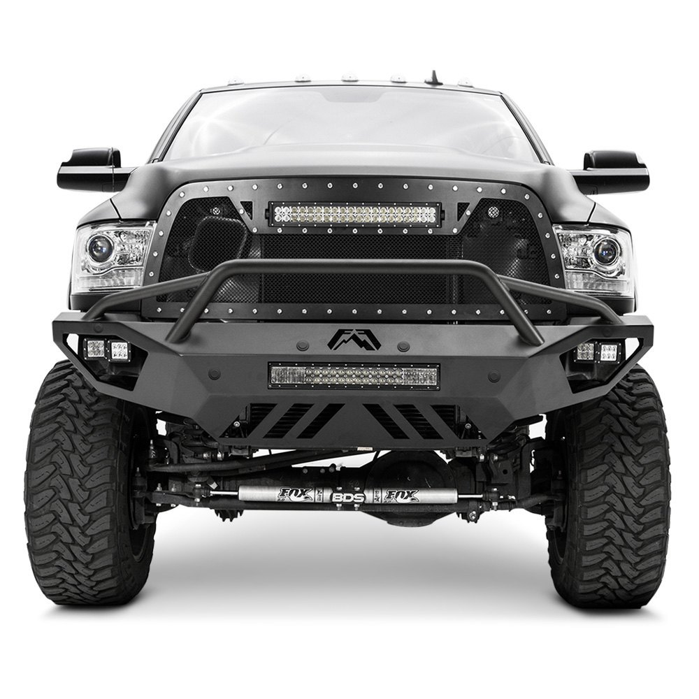 Vengeance Full Width Front HD Bumper With Pre