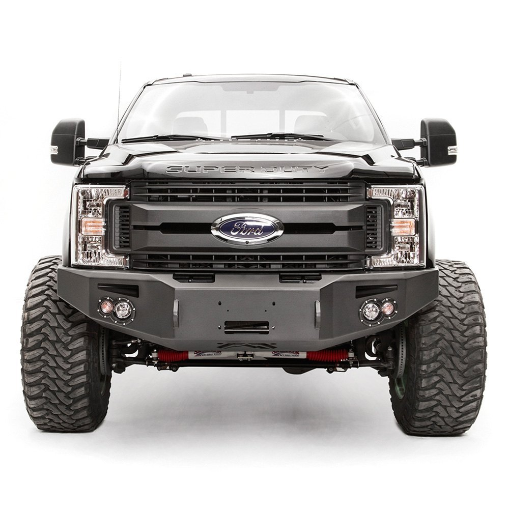 Ford F-350 2017 Premium Full Width Front