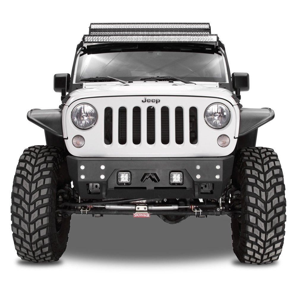 Jeep Wrangler 2016 Full Metal Jacket Stubby