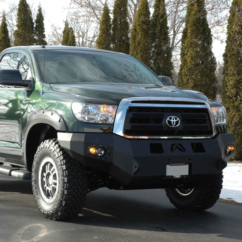 For Toyota Tundra 07 13 Fab Fours Premium Full Width Black