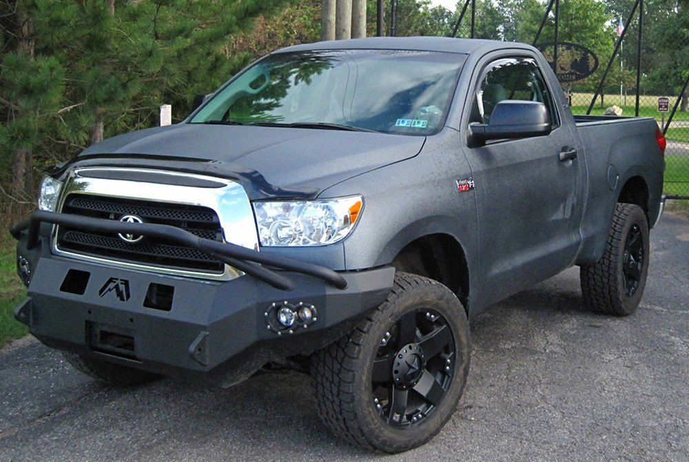 Fab Fours Toyota Tundra 2013 Premium Full Width Front