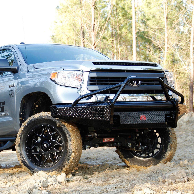 Fab Fours Toyota Tundra 2007 2013 Black Steel Full