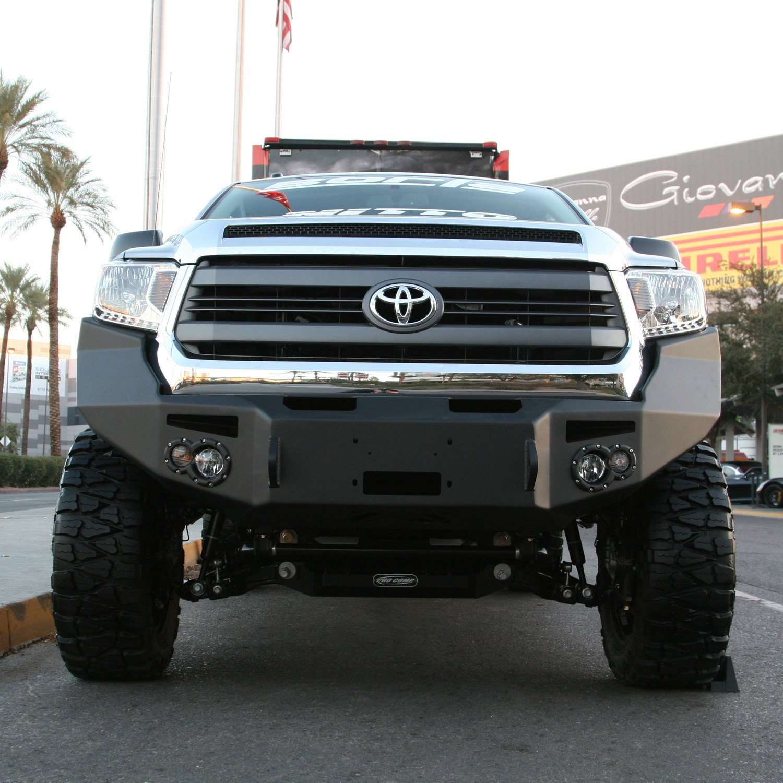 For Toyota Tundra 14 18 Fab Fours Premium Full Width Black