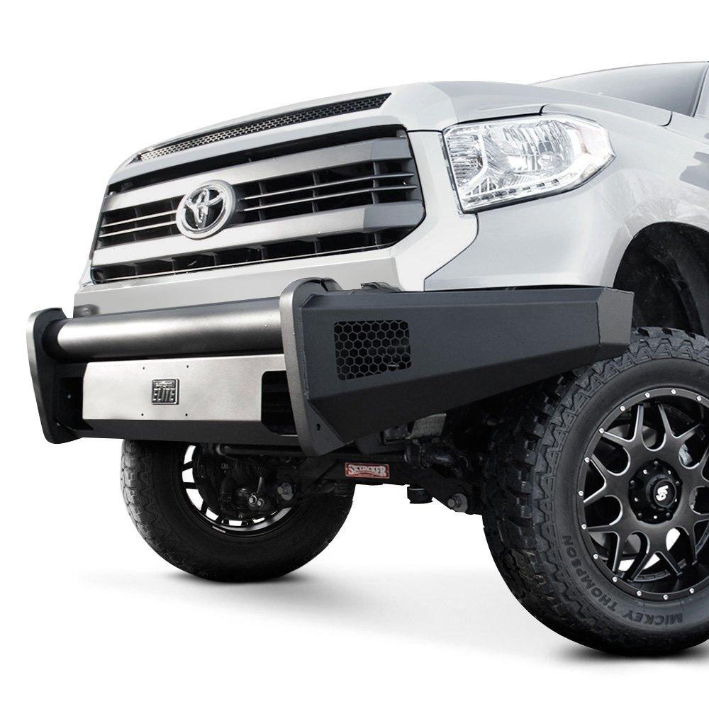 Fab Fours Toyota Tundra 2014 2018 Black Steel Elite